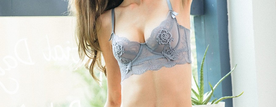 WHY YOU SHOULD WEAR MORE LACY BRAS?
