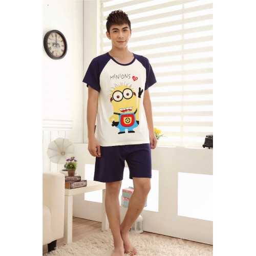 gojilove pyjama suit for men
