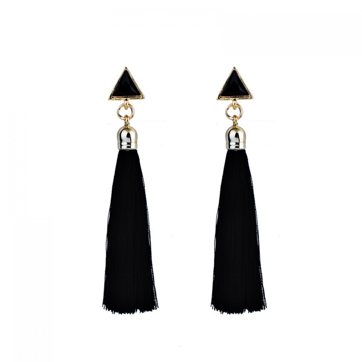 """I like my way "" Tassel earring"