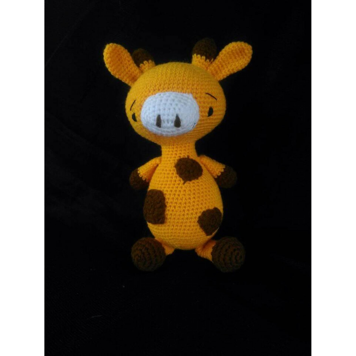 Handmade small giraffe ( Suitable for all age group)- Only one