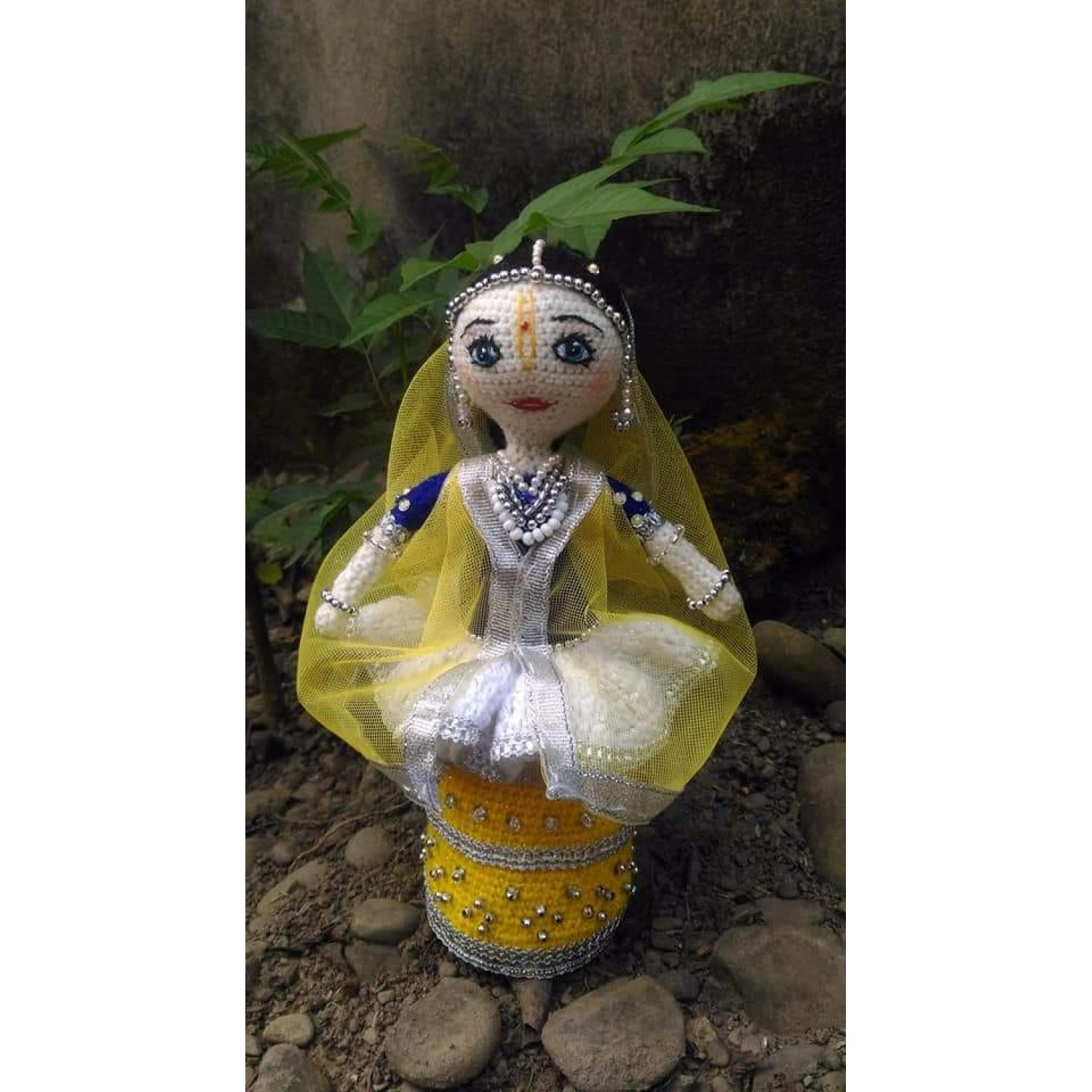 Handmade Manipuri Bride ( Suitable for 3+ age group)- Only one