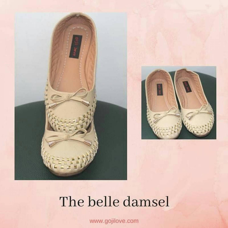 Belle Damsel flat