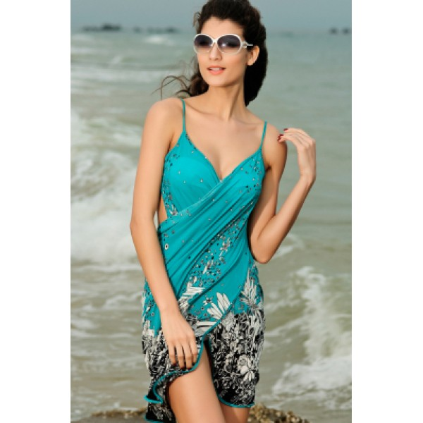 Gojilove Beach Cover-up