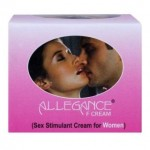 Allegance F Sex Stimulant Cream for women