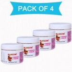 Blosom Breast Tightening, Firming & Enhancement Cream (Combo pack of 4 bottles)