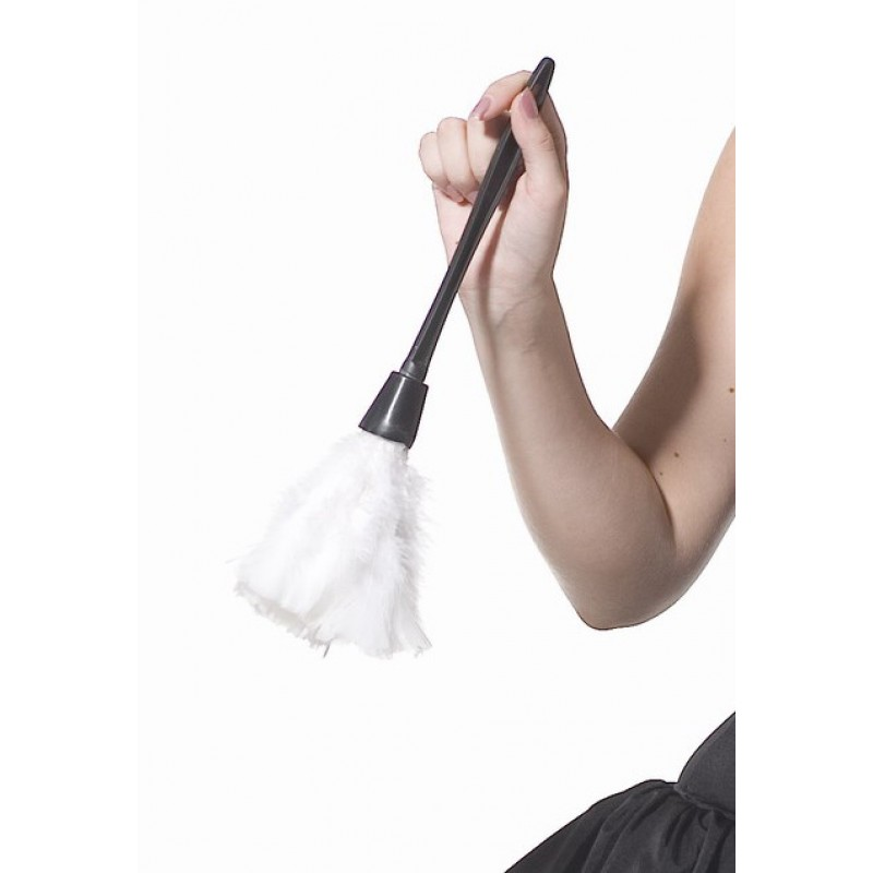 Gojilove command role play feather duster