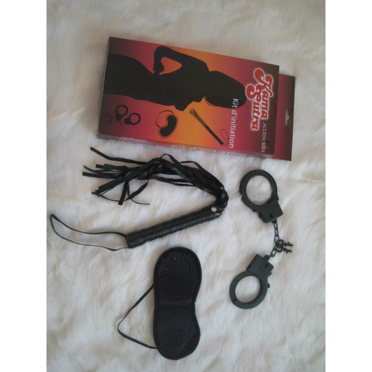 Gojilove love and play more 3 pcs BDSM accessories