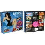Moods Multi Combo Eight Basic Variety Assorted Condoms- 2 packs
