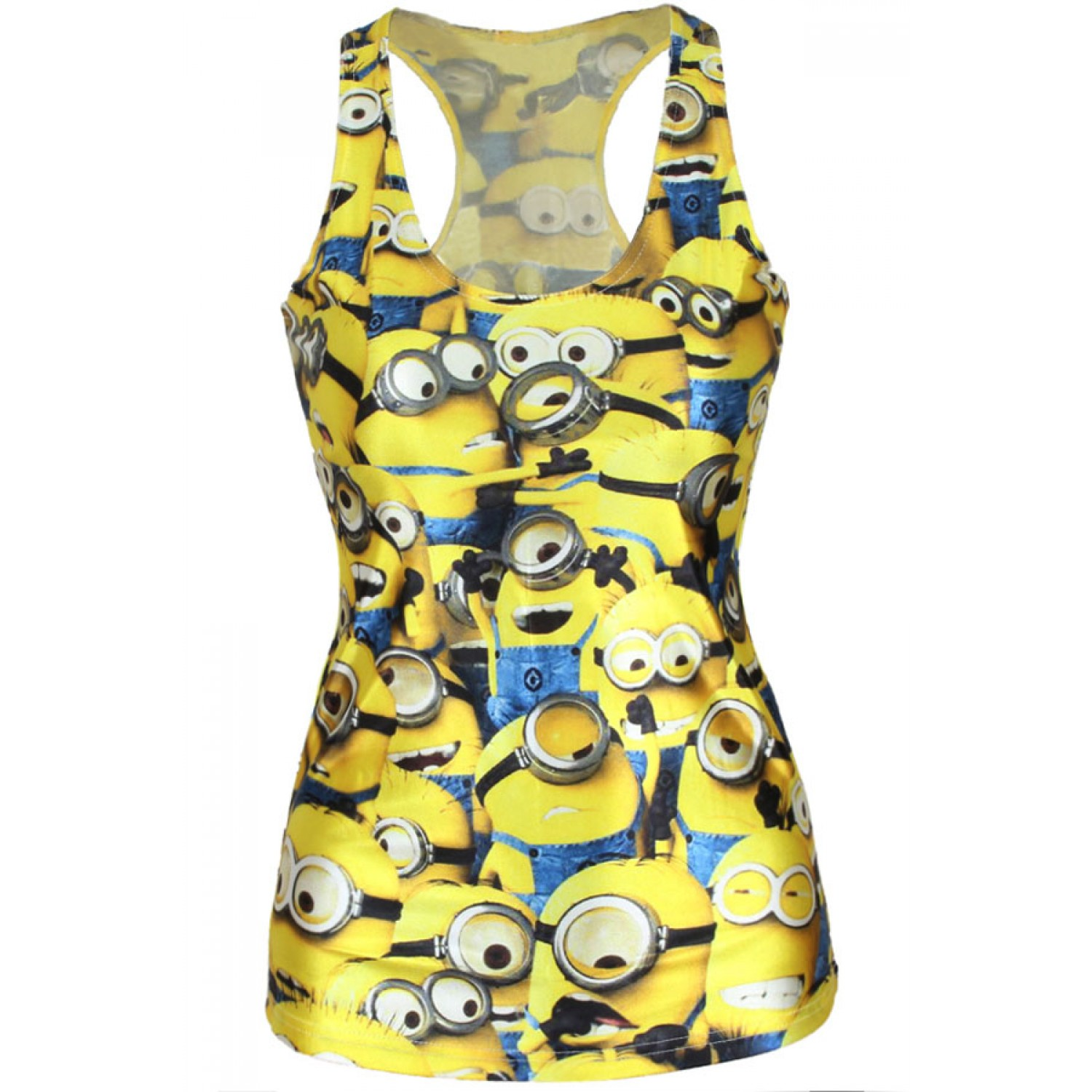 Gojilove Despicable Me Minion Yellow